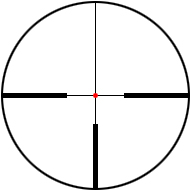 FlashDot Reticles FD4