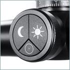 Stratos Beleuchtungsknopf