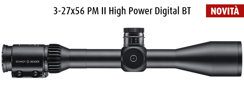 3-27x56 PM II High Power Digital BT