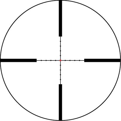 FD P3 reticle