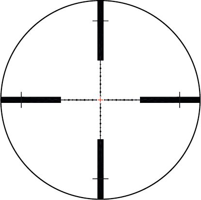 Gen II reticle