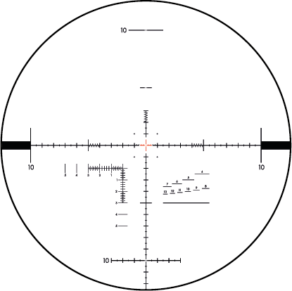MSR2 reticle