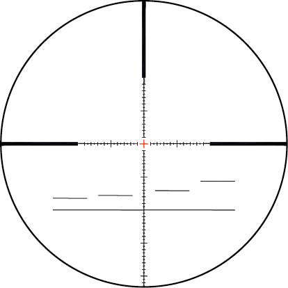 P4FL-MOA reticle