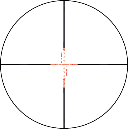 FT3L reticle