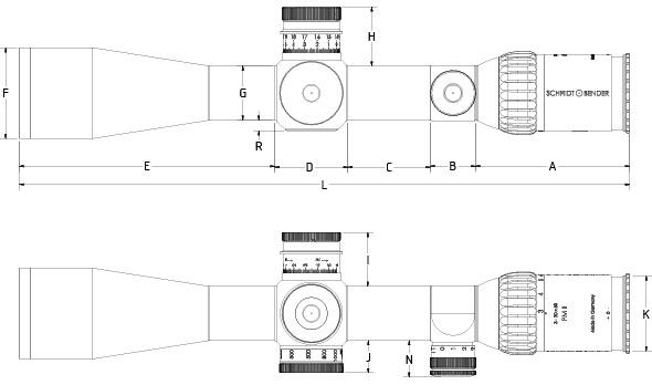 tz 3-20x50 PM II LP/MTC/LT